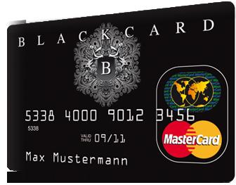 blackcard mastercard