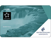 Air New Zealand Airpoints Card