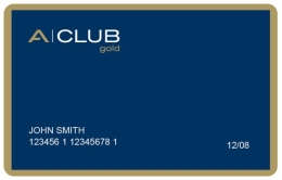 Accor A-Club Gold Card