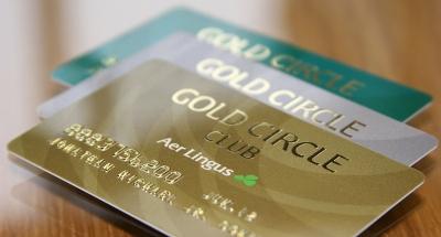 Aer Lingus Gold Circle Club Card