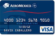 Aeromexico Club Premier VISA Card